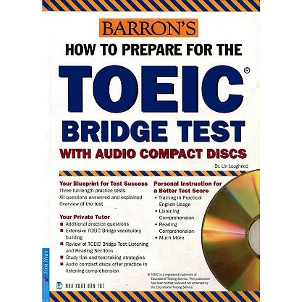 HOW TO PREPARE FOR THE TOEIC BRIDGE TESTS (NO CD)
