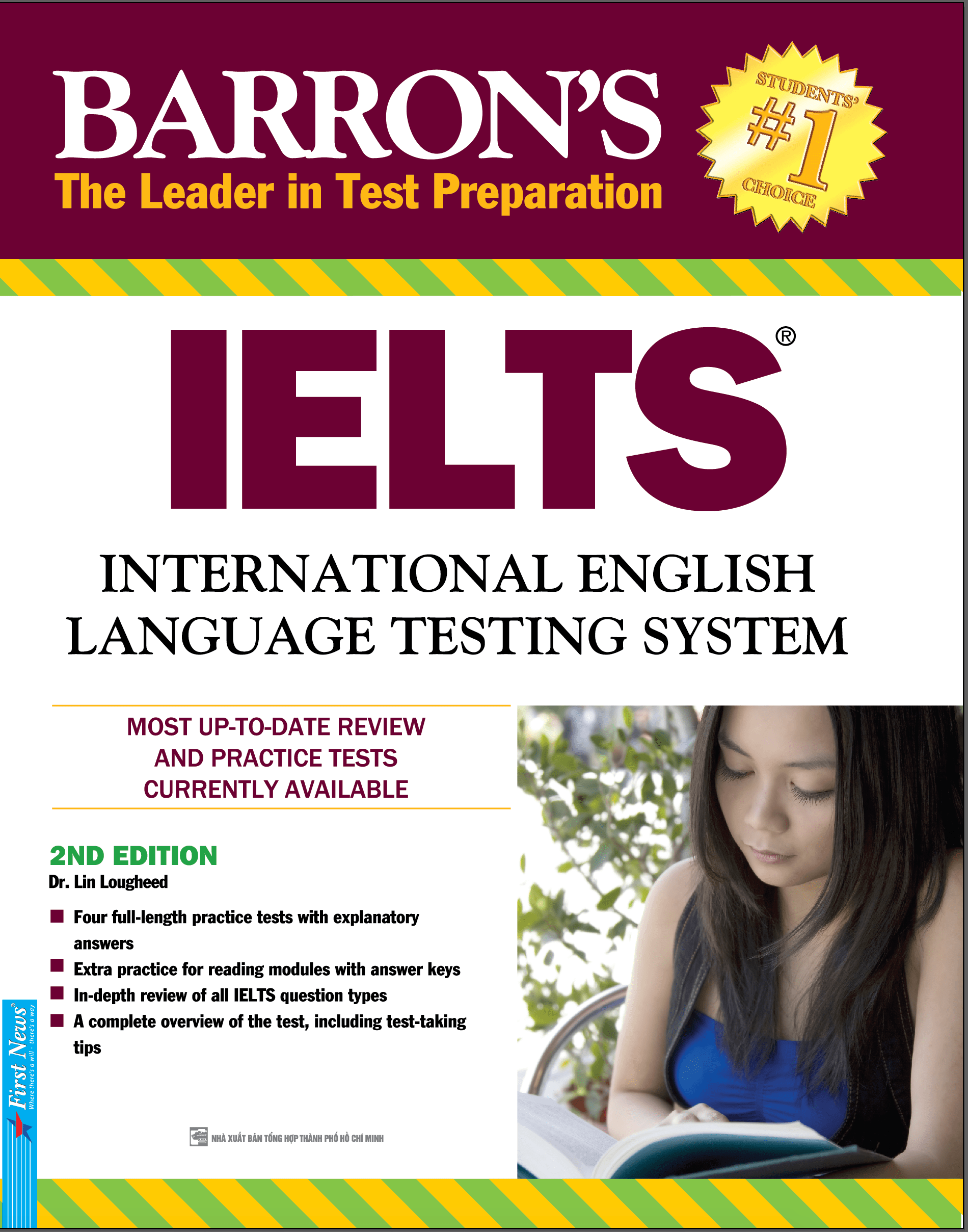 BARRON'S IELTS - International English (2nd Edition)