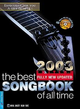 HỘP SONG BOOK (SÁCH + 8CD)