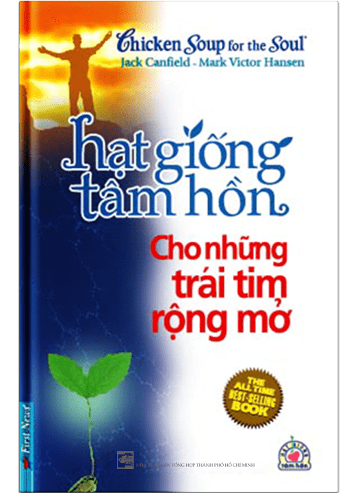 CHICKEN SOUP FOR THE SOUL - CHO NHỮNG TRÁI TIM RỘNG MỞ