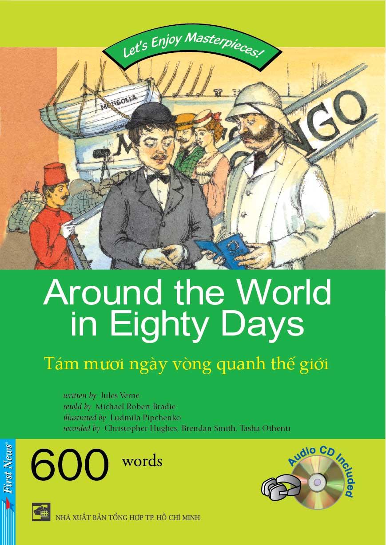 Happy Readers - Tám mươi ngày vong quanh thế giới