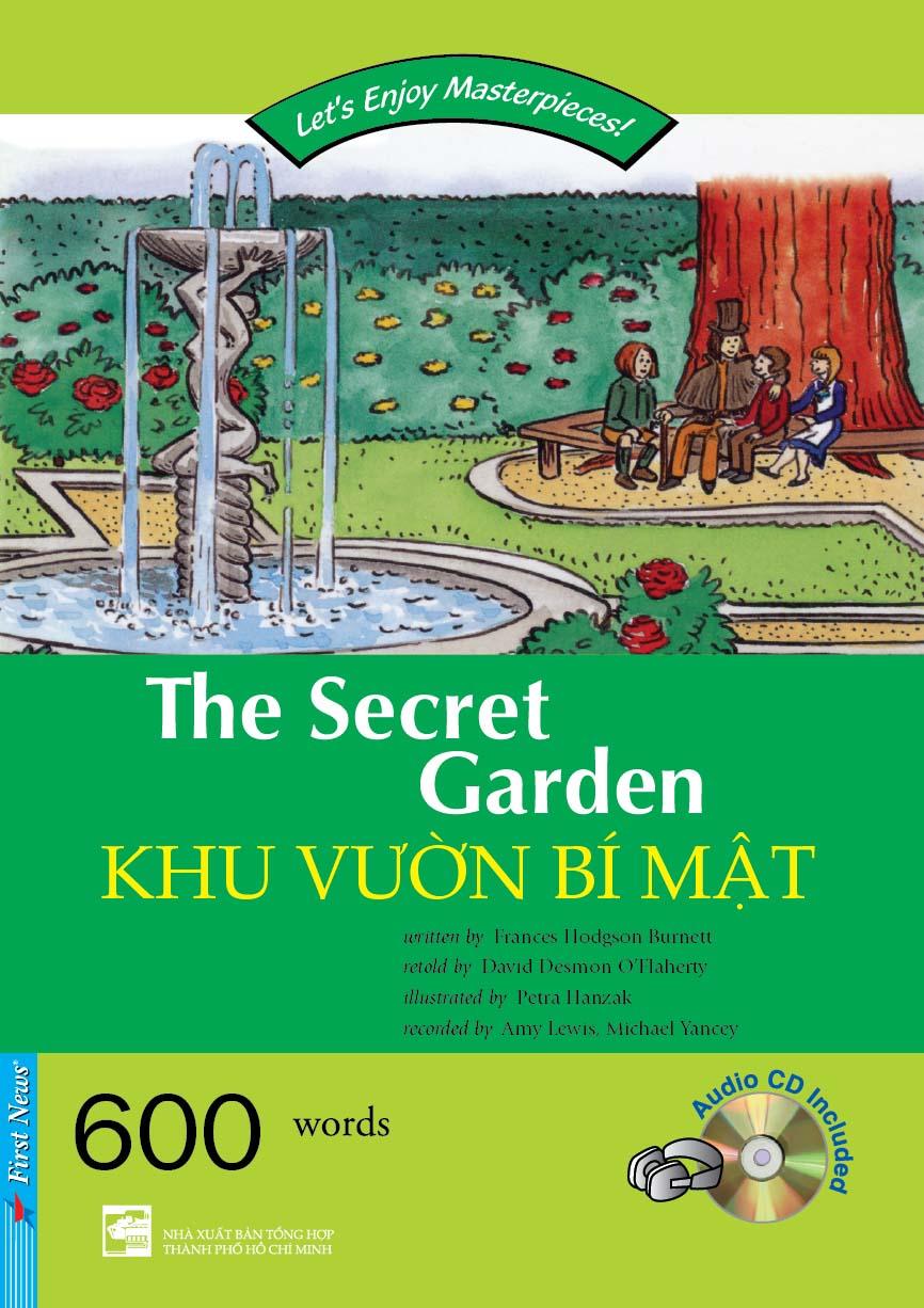 Happy Readers - Khu vườn Bí mật