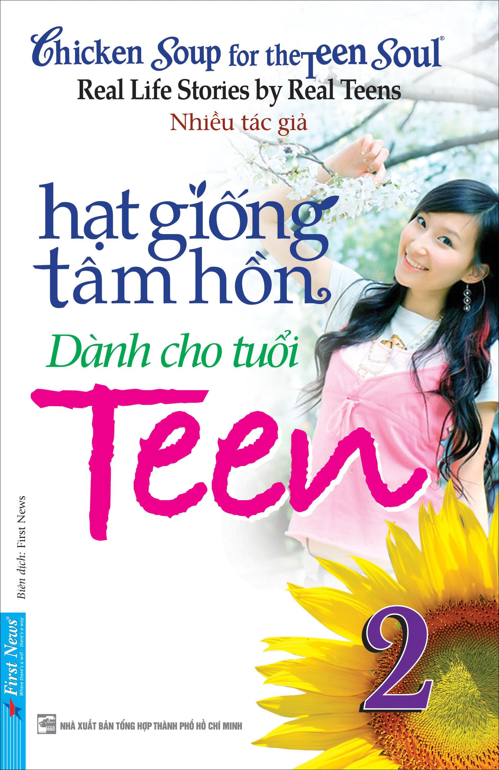 CHICKEN SOUP FOR THE TEEN SOUL - DÀNH CHO TUỔI TEEN 2