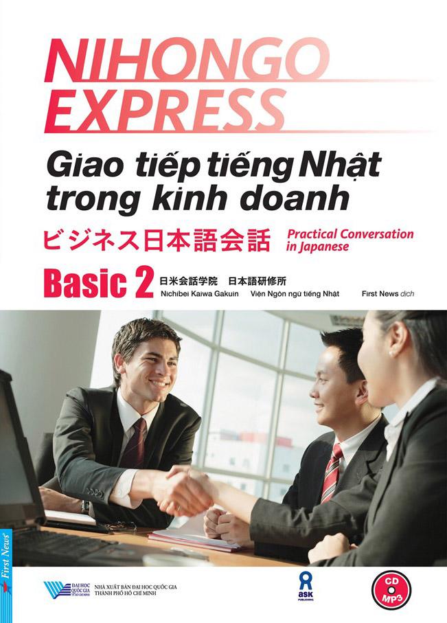 Giao tiếp tiếng Nhật trong kinh doanh Basic 2