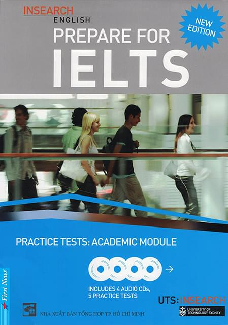 PREPARE FOR IELTS: ACADEMIC PRACTICE TESTS