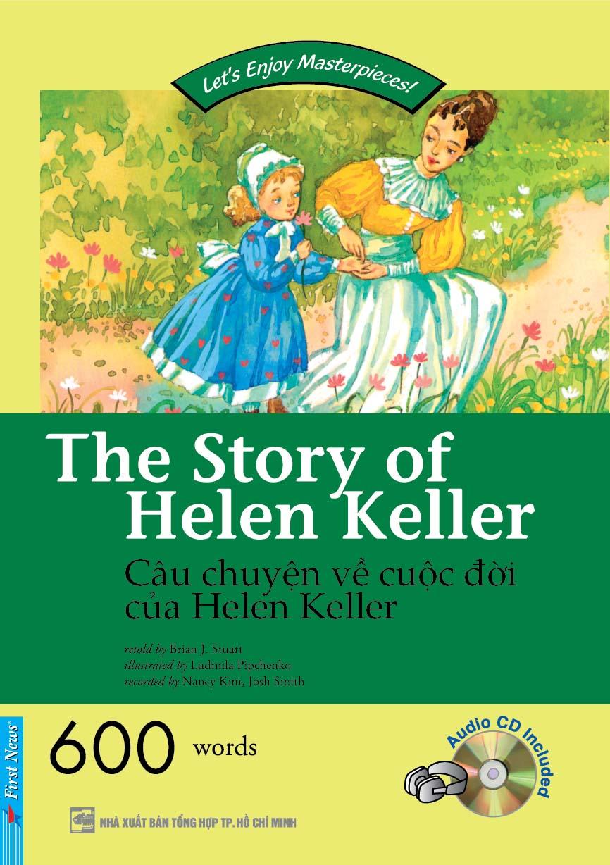 Happy Readers - Câu chuyện về cuộc đời của Helen Keller